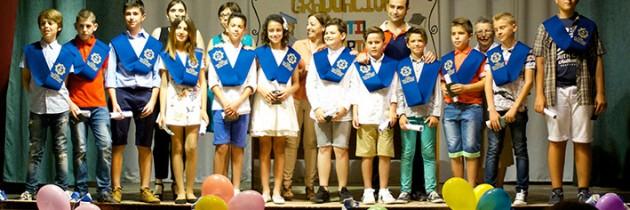 Graduación 6º Primaria 2016